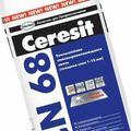Выравнивающая смесь Ceresit CN 68